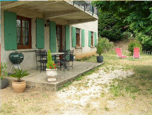 Gite M. Constant Henri – Extérieur (Sanilhac, Ardèche)