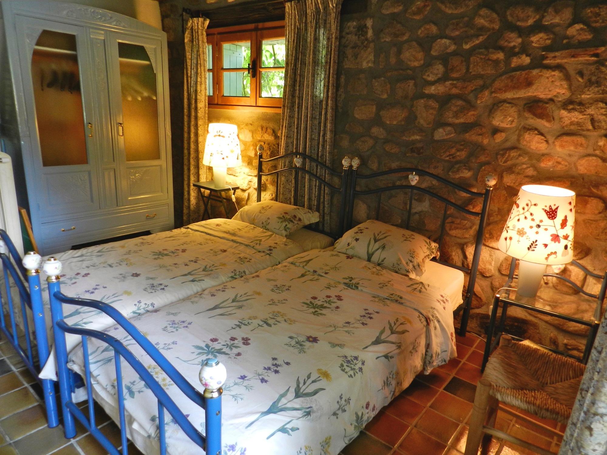 Gîte La Bergerie au Moulin de Lande à Chassiers (Ardèche, France)