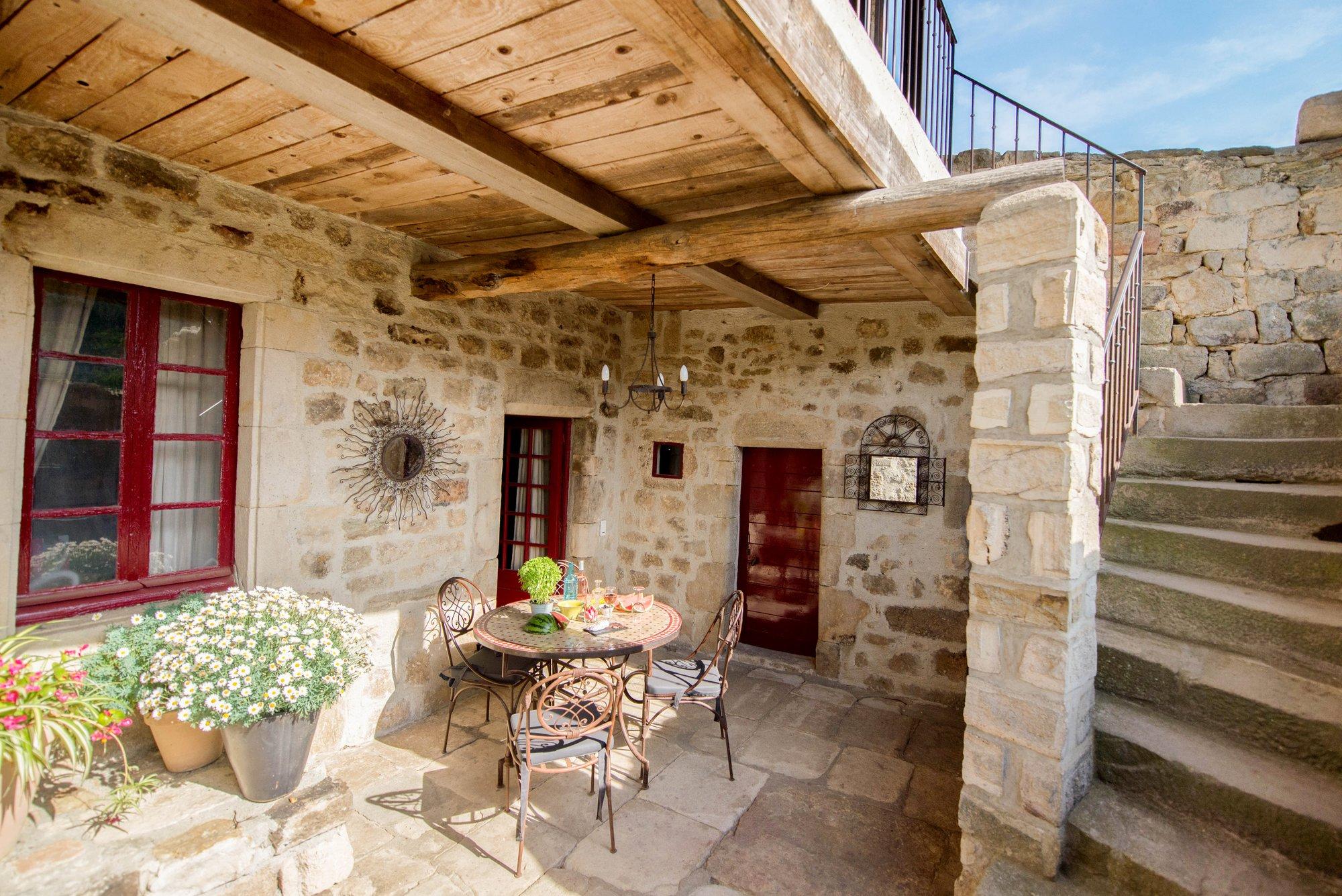 Maison Académie – Gîte à Sanilhac (Ardèche)