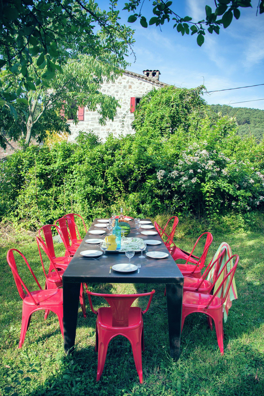 Domaine du Fayet – Gîte à Sanilhac (Ardèche)