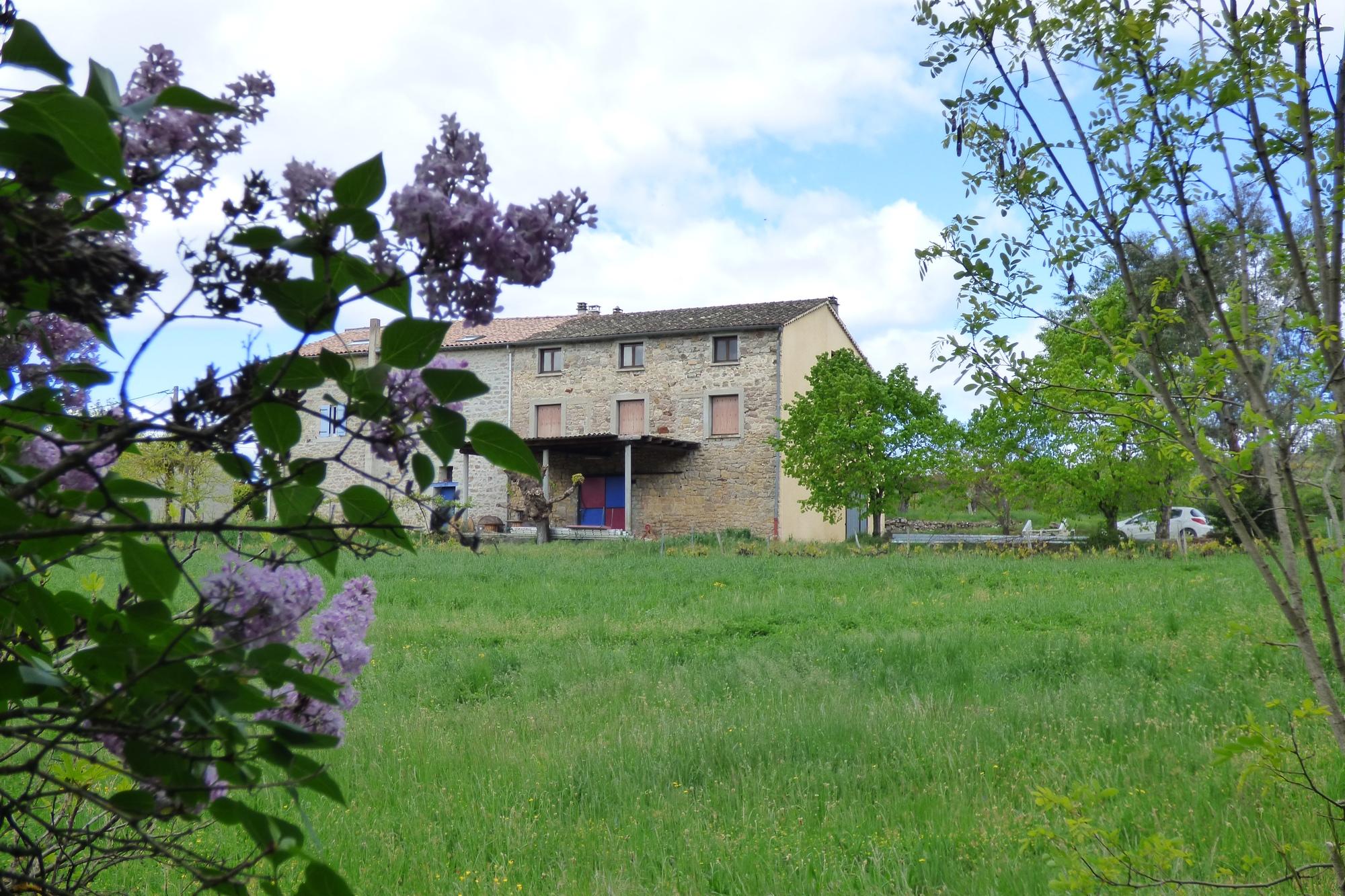 Gîte Les Cigales à Uzer (Ardèche, France)