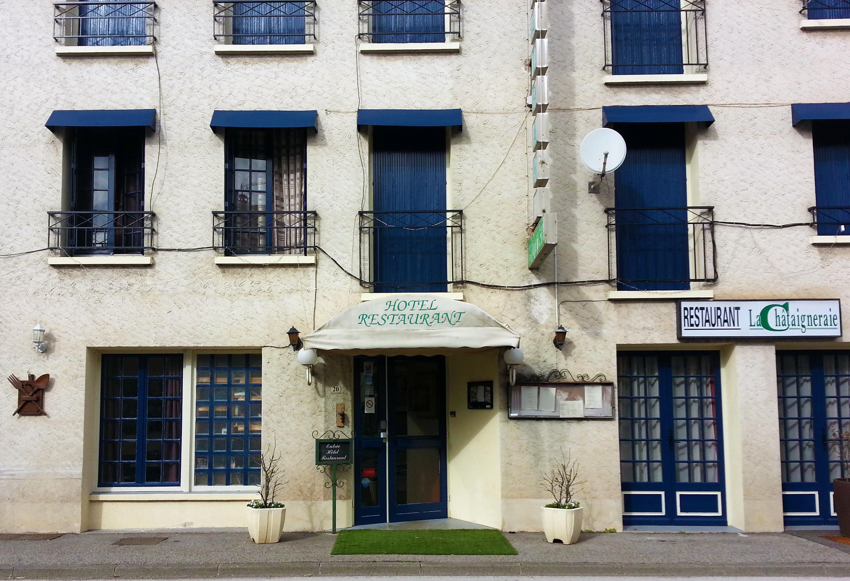 Hôtel la Châtaigneraie