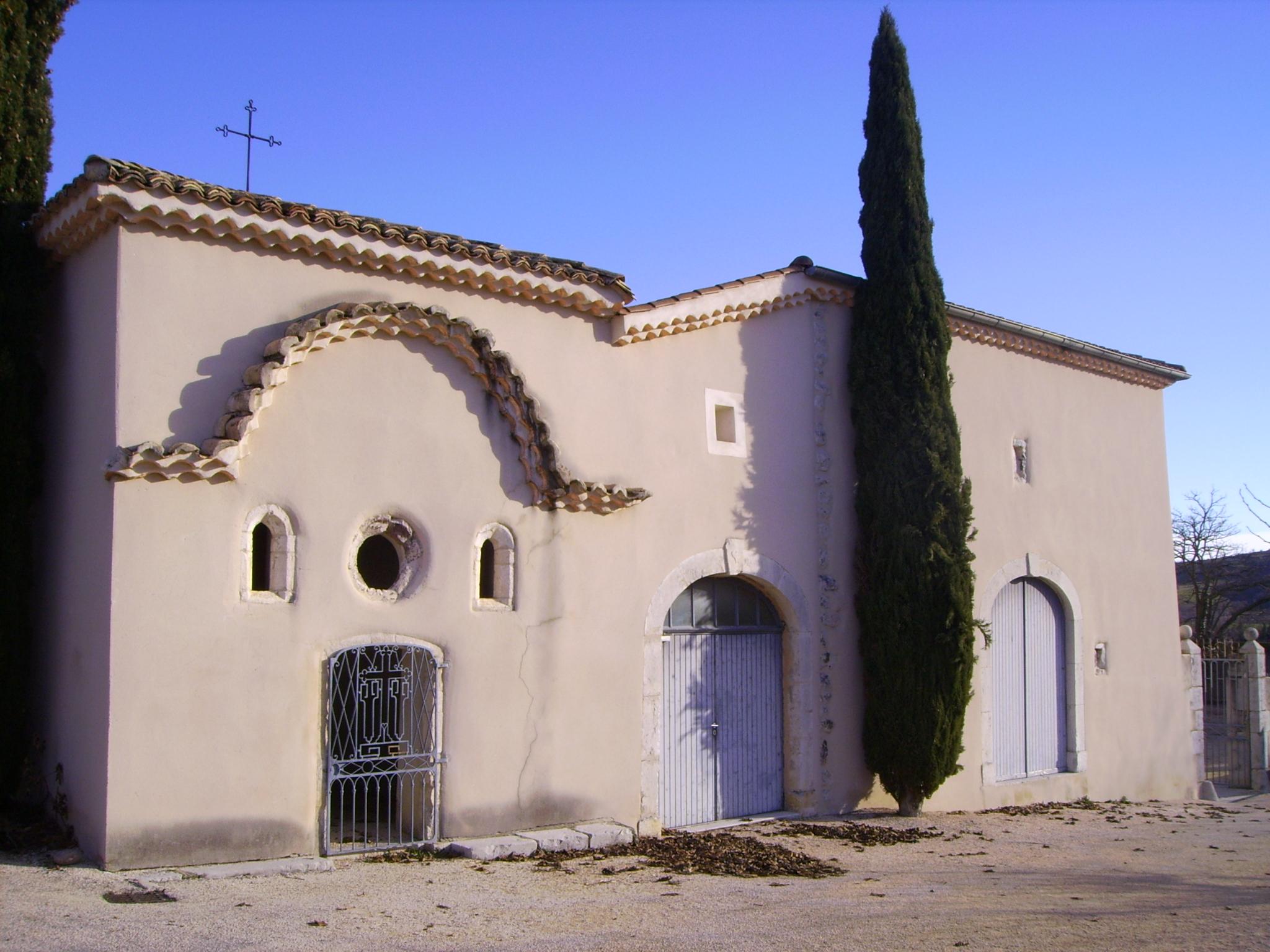 Domaine Olivier de Serres – Le Pradel, Mirabel
