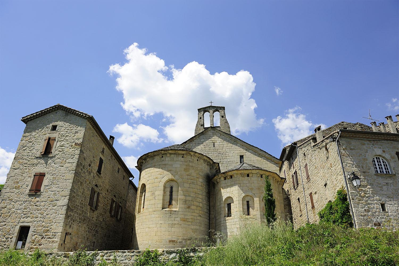 Chapelle St Benoît