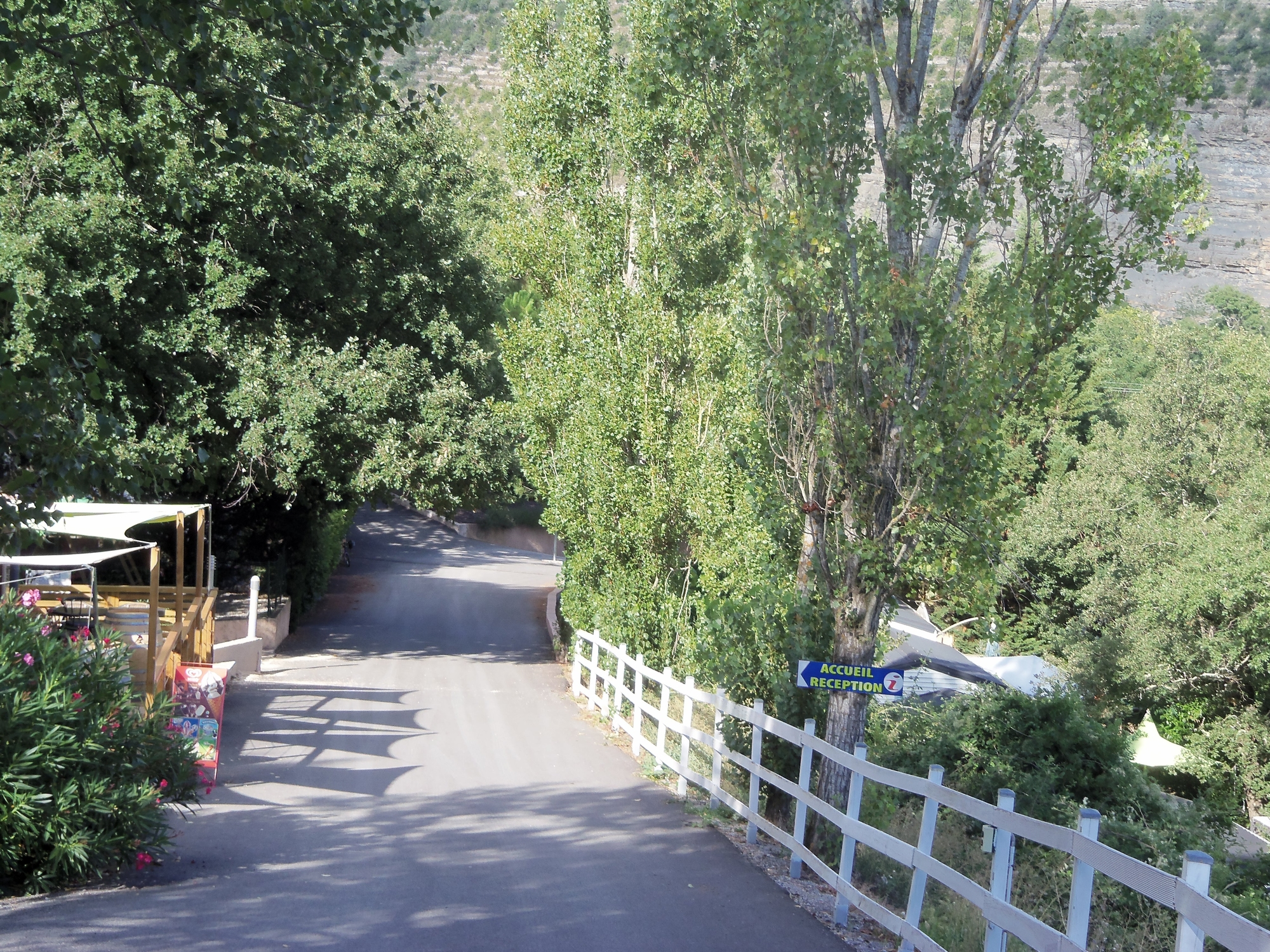 Camping le Moulinage