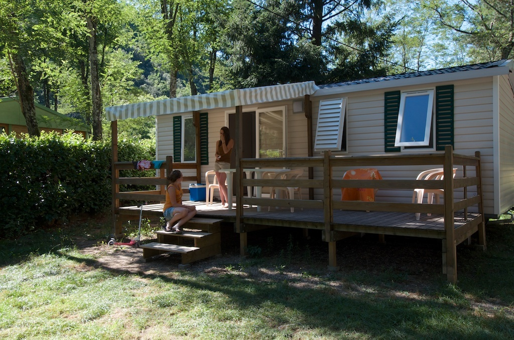 Camping le Roubreau – Joannas