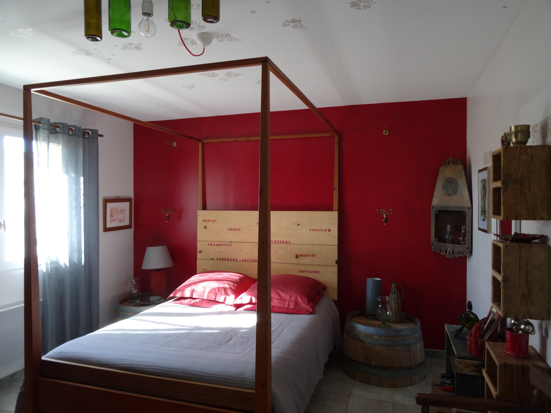 chambre 1 la Cayrade