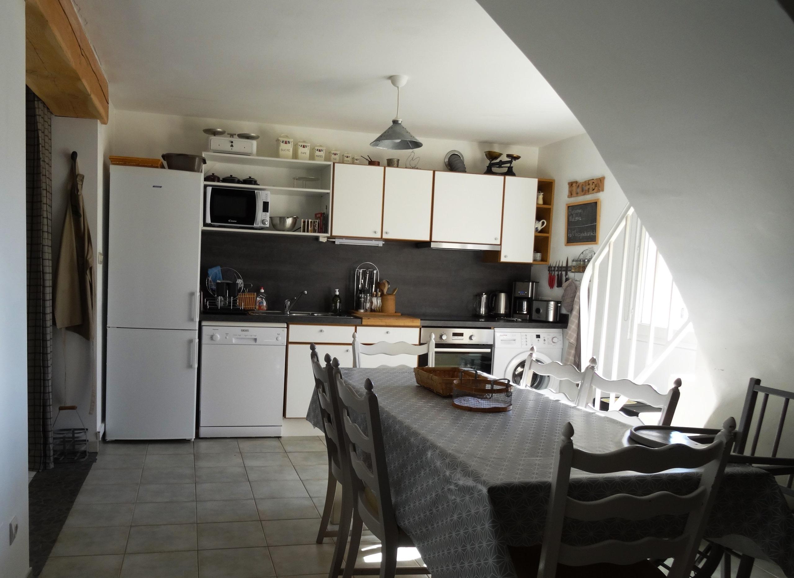 cuisine La Cayrade