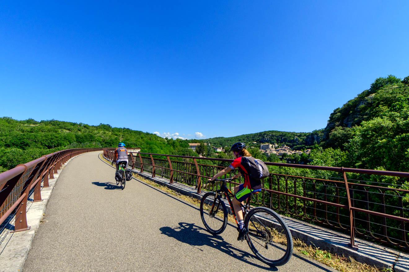 Via Ardèche à Vogüé