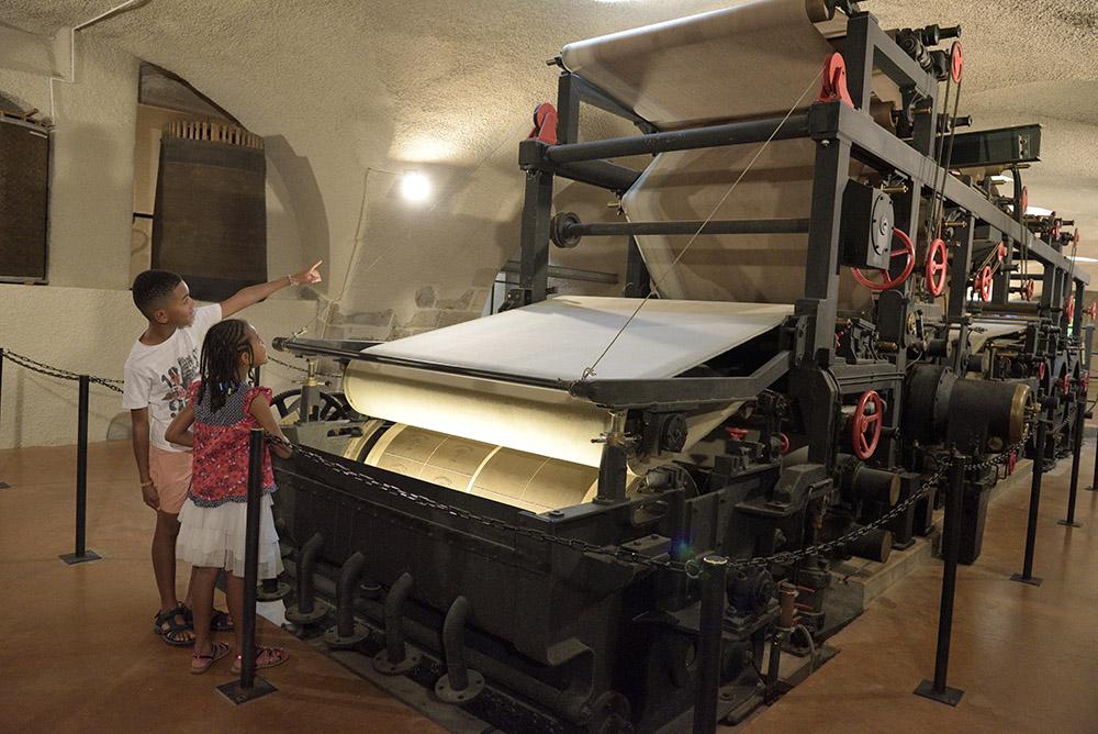 Musée des Papateries Canson et Montgolfier