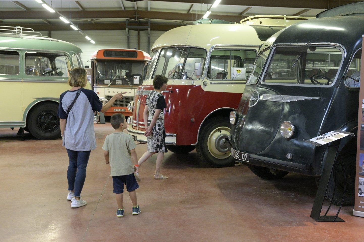 Musée du charronnage au car à Vanosc