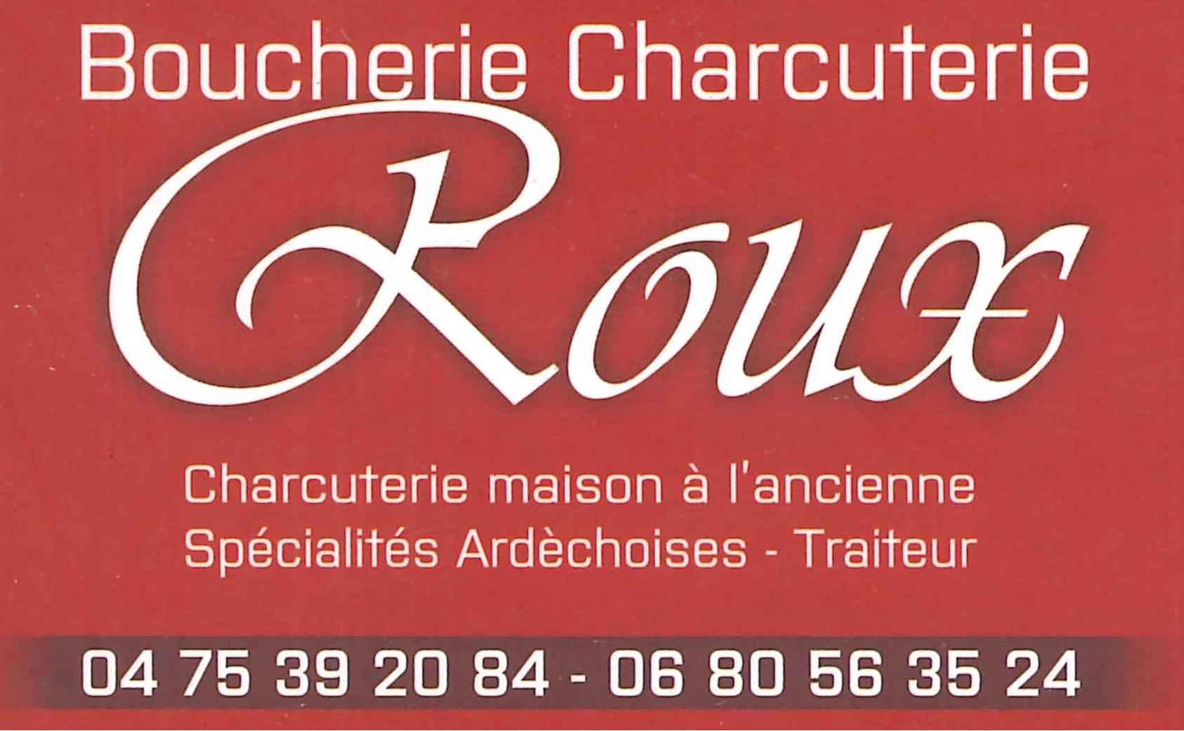 Boucherie Roux