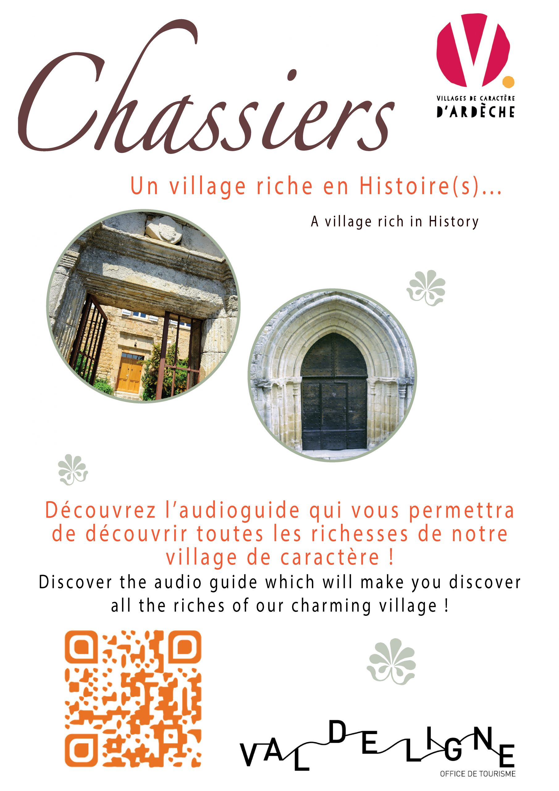 Audioguide de Chassiers